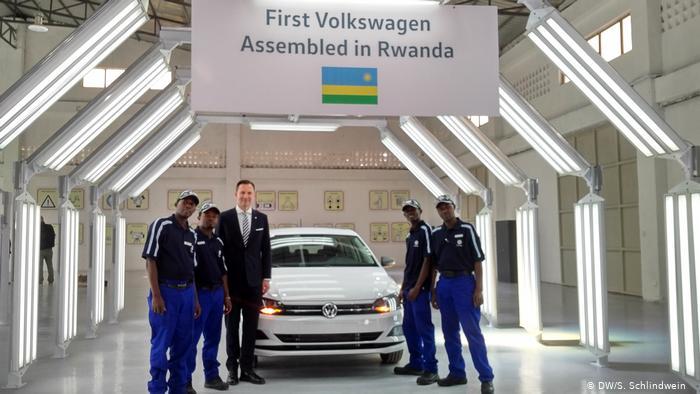 Volkswagen Rwanda
