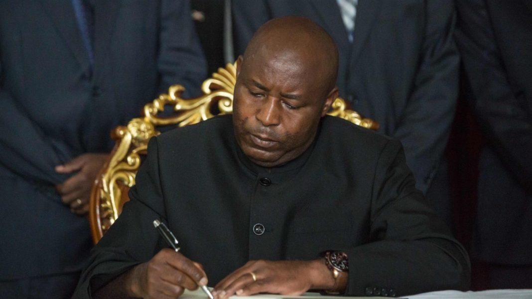 Burundi Evariste Ndayishimiye