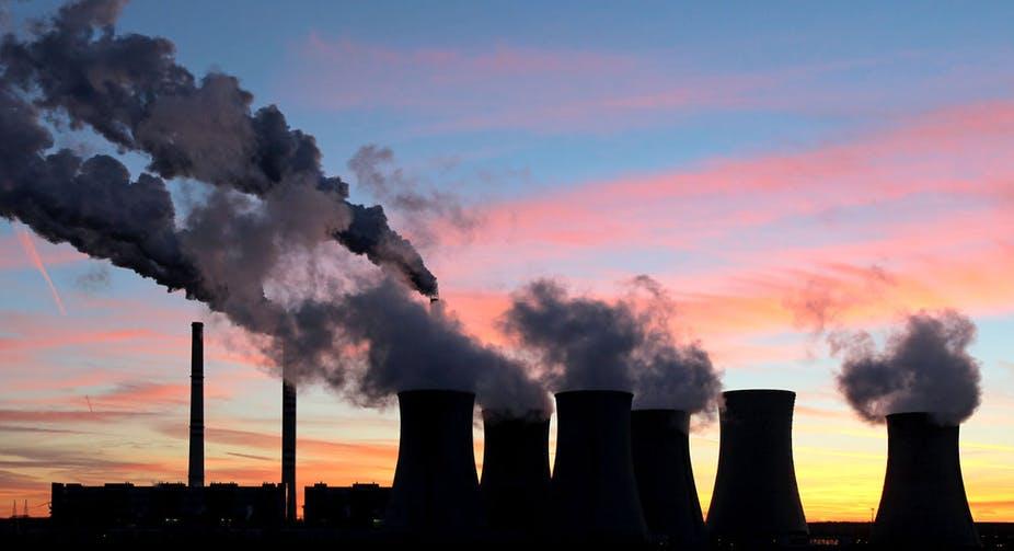 Africa Emissions 2030