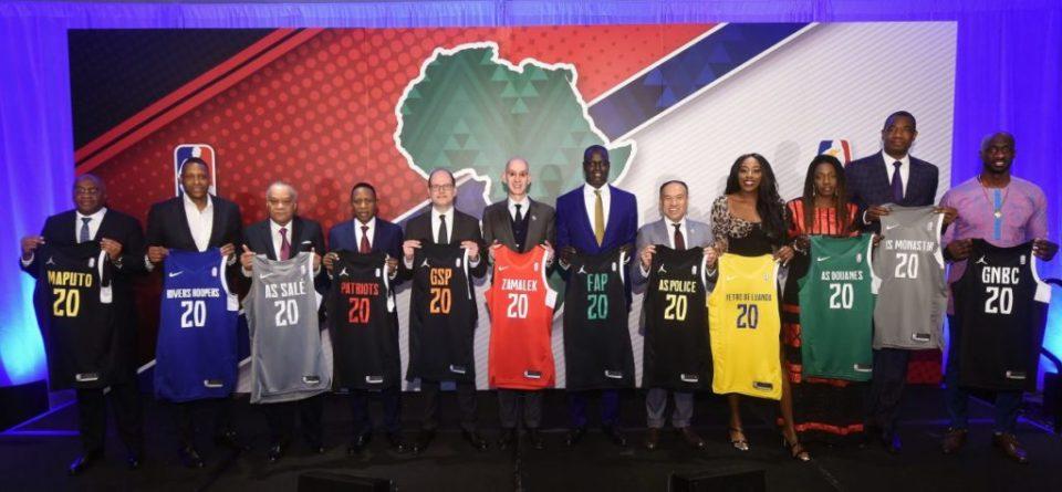 Basketbal Africa League